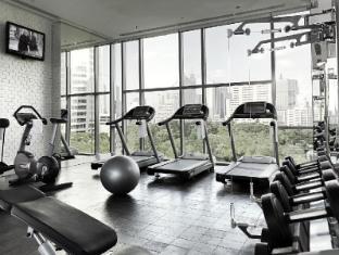 Oriental Residence Bangkok Bangkok - Fitness Room