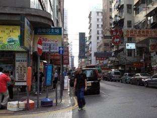 Galaxy Wifi Hotel हाँग काँग - होटल बाहरी सज्जा