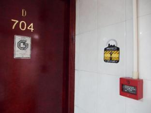 City Guest House Hong Kong - Fire System