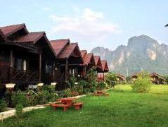 Cliff View Bungalows Laos