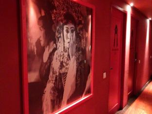 Santa Grand Hotel Lai Chun Yuen Singapur - Otelin İç Görünümü