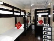 1 postel v 6 lůžkovém společném pokoji (smíšeném)