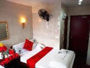 Kétszemélyes szoba 1 kétszemélyes ággyal