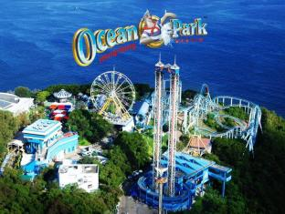 Day And Night Hotel Hong Kong - Get Discounted Tickets of Ocean Park from the Reception.