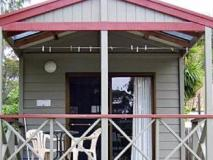 Mallacoota's Shady Gully Caravan Park: exterior