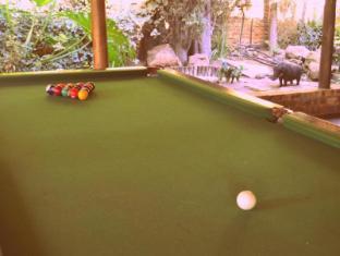 Aero Guest Lodge Johannesburg - Pool table
