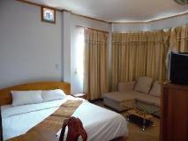 Chittavanh Hotel: guest room