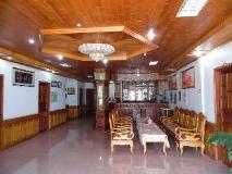 Chittavanh Hotel: lobby