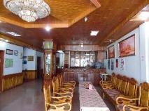 Chittavanh Hotel: reception
