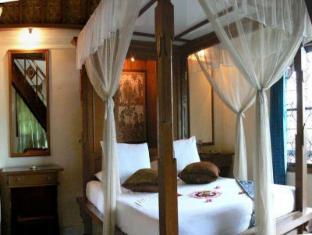 Gunung Merta Bungalows Balis - Svečių kambarys