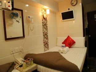 Tokyo Hostel Hong Kong - One Double Bed For Two Person