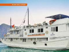 Alova Gold Cruises Halong | Cheap Hotels in Vietnam