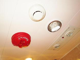 Garden Guest House - Las Vegas Group Hostels HK Hong Kong - Fire Alarm