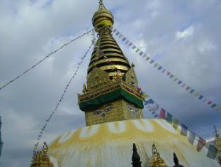 Hotel Kathmandu Terrace Kathmandu - Swayambhu: Few minutes by car from hotel (UNESCO World Heritage Site)
