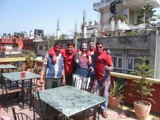 Hotel Kathmandu Terrace Kathmandu - Balcony/Terrace