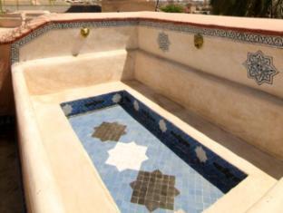 Riad Dar Alhambra Marrakech - Balkon/Terras