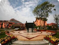 Days Hotel Golden Peacock Spa Resort | Hotel in Hefei