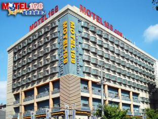Motel 168 Shanghai Hongkou Football Stadium Siping Road Branch