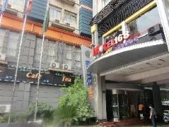 Motel 168 Shanghai Liuzhou Road SECEC Branch China
