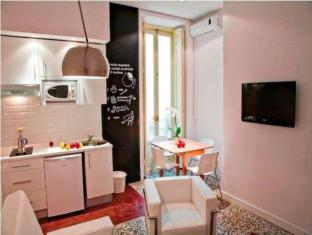 Apartamentos Las Letras by TerravisionTravel Madrid - Pokoj pro hosty