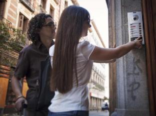 Apartamentos Las Letras by TerravisionTravel Madrid - Vchod