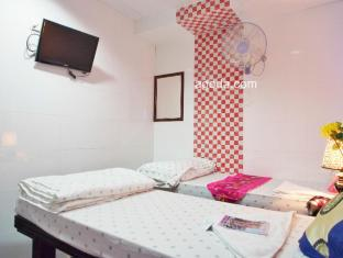 New London Hostel Hong Kong - Triple Room (3 Single Beds)