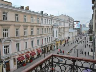 Home Hotel At Kamergersky Pereulok Moscow - Balcony/Terrace