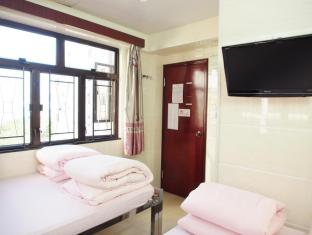 Carlton Guest House - Las Vegas Group Hostels HK Honkongas - Svečių kambarys