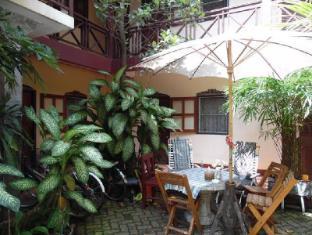 Heuan Lao Guesthouse Vientián - Jardín