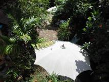 Heuan Lao Guesthouse: garden