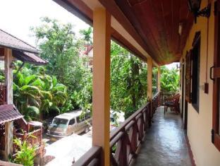Heuan Lao Guesthouse Vientián - Balcón/Terraza