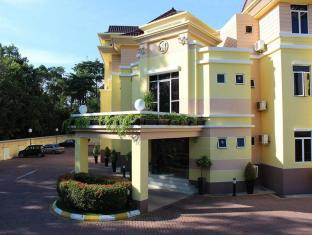 Jinhold Service Apartment Kuching - Exterior do Hotel