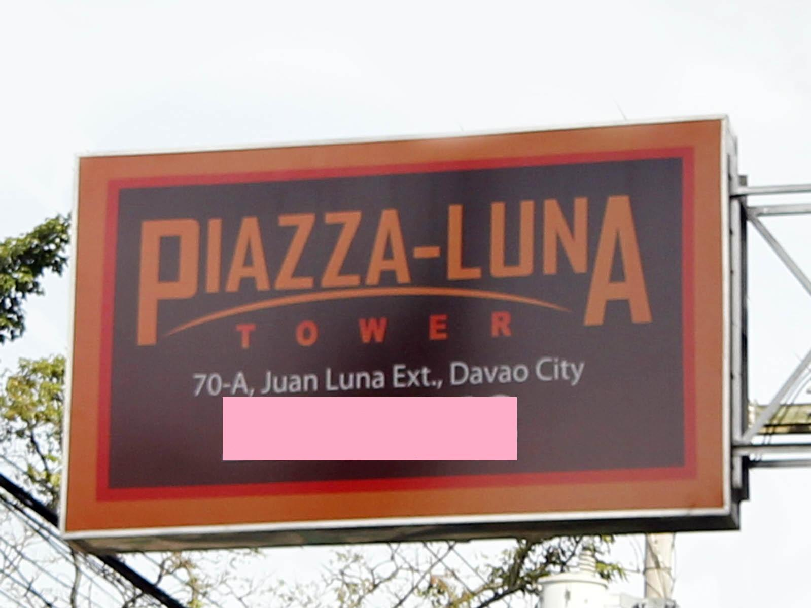 ピアッザ ルナ タワー     7