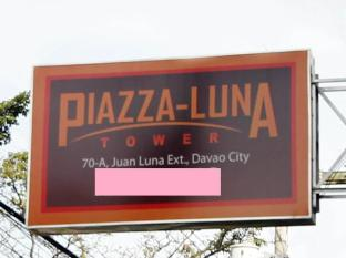Piazza Luna Tower Davao City - Piazza Luna Tower's Signage