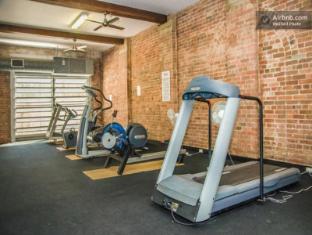 Frisco Serviced Apartments Brisbane - Fitness Room