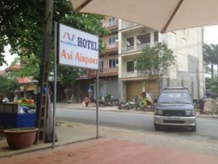Avi Airport Hotel Hanoi - Exterior