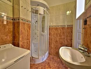 Liszt Apartment Boedapest - Badkamer