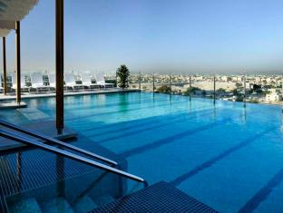 Nassima Tower Hotel Apartments Dubai - Pool Deck
