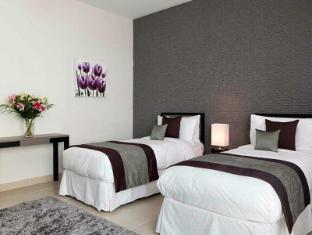 Nassima Tower Hotel Apartments Dubai - 2 Bedroom Standard