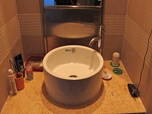 Motel168 Xinbai Plaza Shijiazhuang - Bathroom