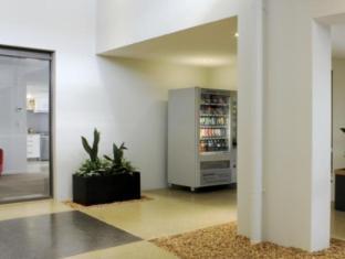 Essence Serviced Apartments Brisbane - Atrium Area