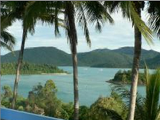 Coral Point Lodge Otočje Whitsunday  - Balkon/terasa