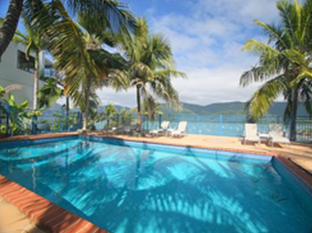 Coral Point Lodge Otočje Whitsunday  - Bazen