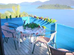 Coral Point Lodge Whitsunday Islands - Parveke/Terassi