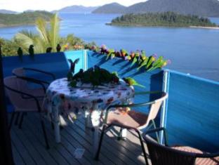 Coral Point Lodge Whitsunday Islands - Balkons/terase