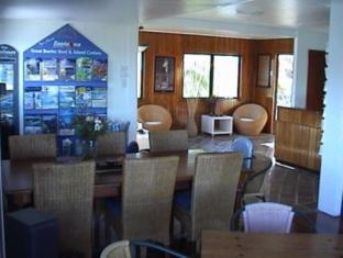 Coral Point Lodge Whitsunday Islands - Recepcja