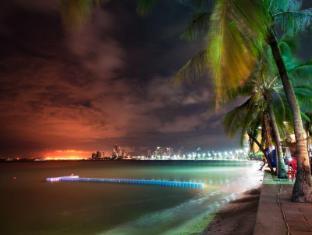 Lido Beach Hotel Pattaya - View