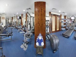 Landmark Grand Hotel Dubai - Fitnessruimte
