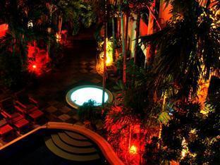Hilltop Hotel Phuket - Garden