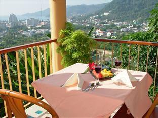 Hilltop Hotel Phuket - Dinning area